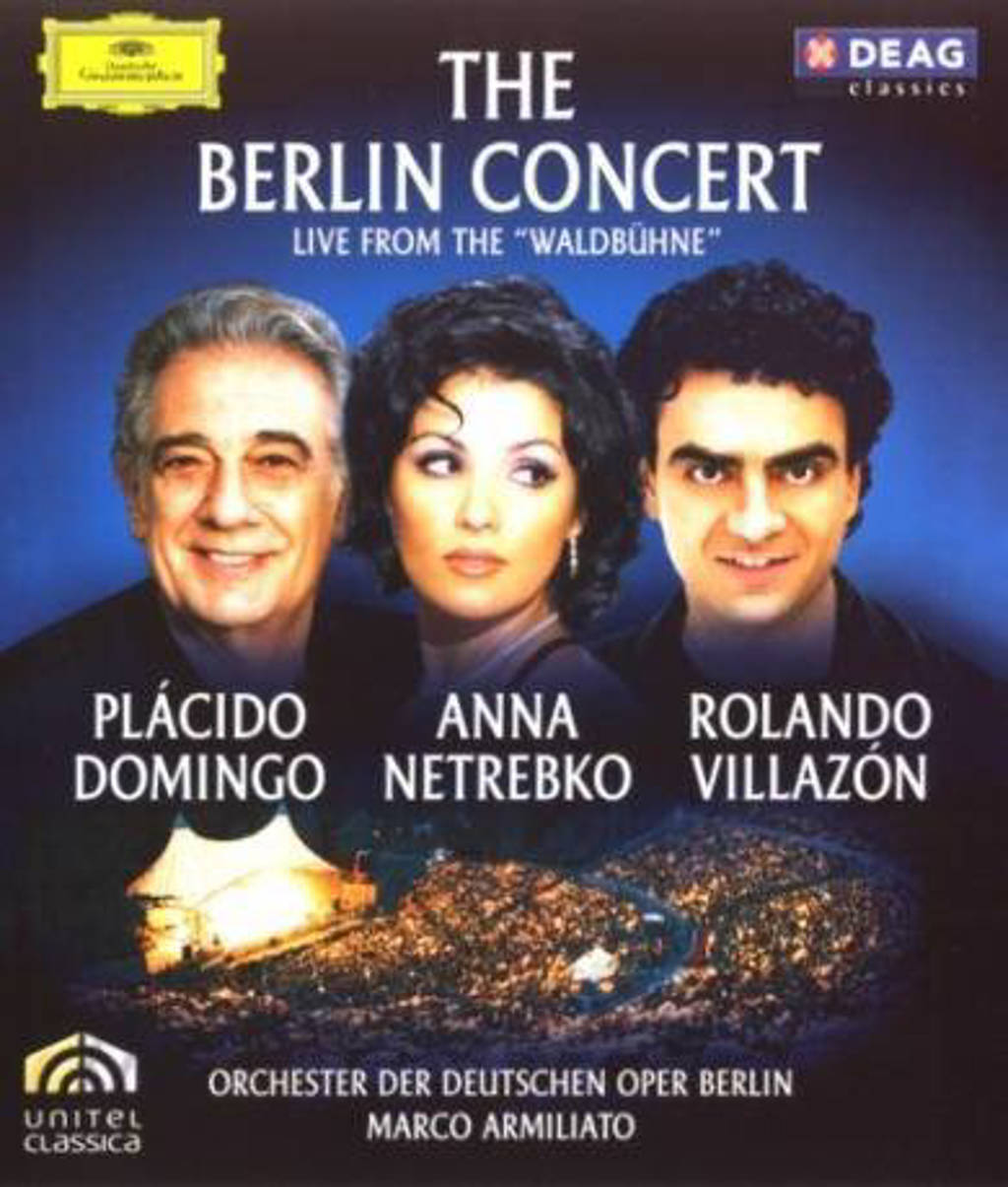Berlin concert - Live from the Waldbuehne (Blu-ray)