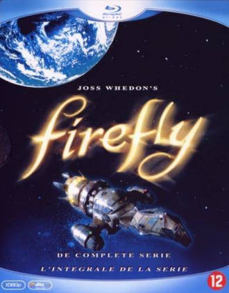 Firefly - Complete serie (Blu-ray)