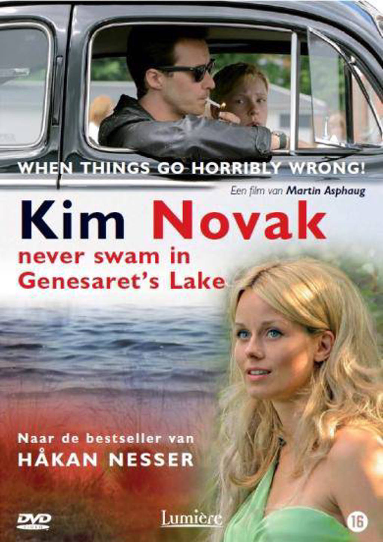 Kim Novak never swam in genesaret's lake  (DVD)