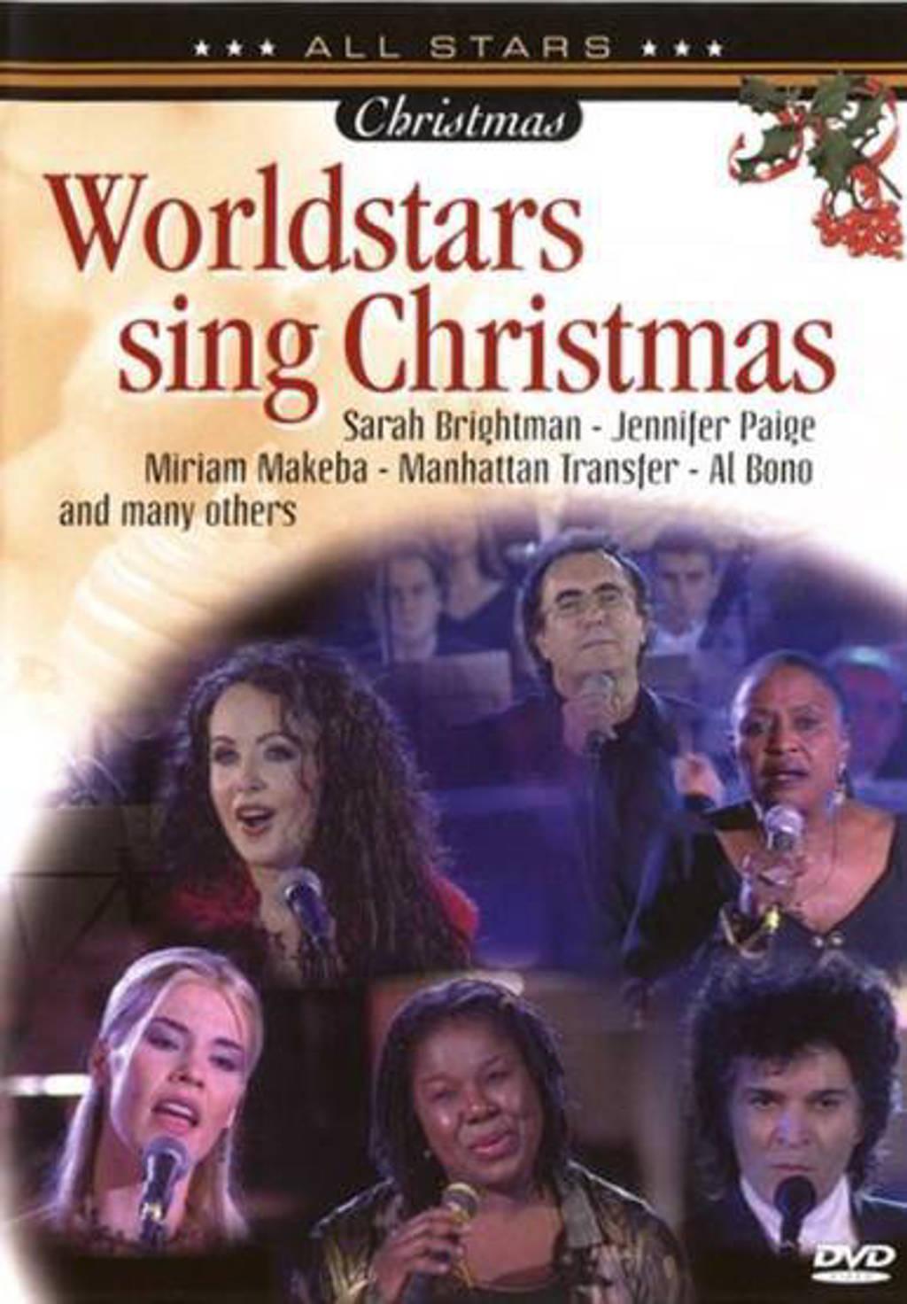 Worldstars sing christmas (DVD)