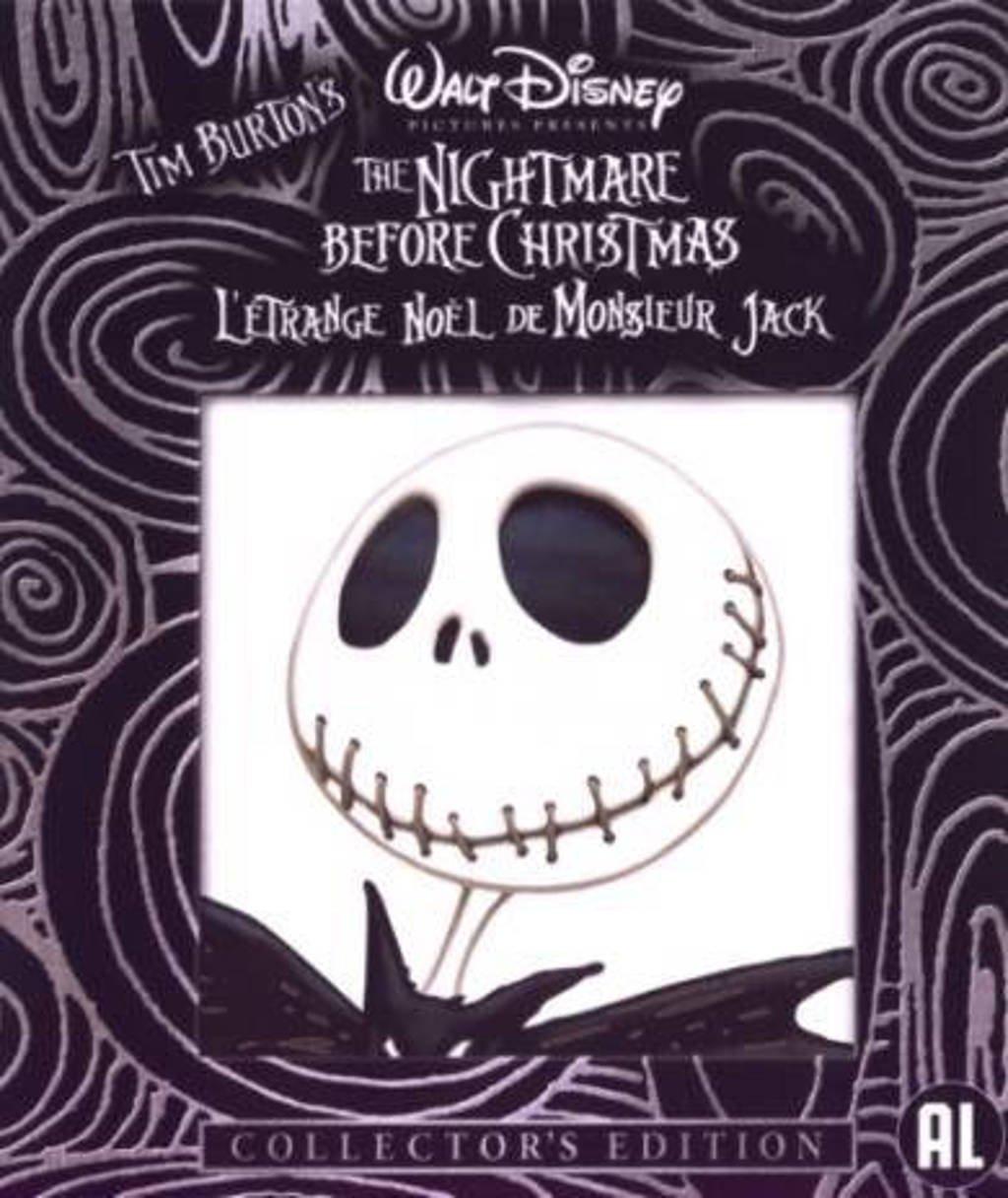 Nightmare before christmas (Blu-ray)