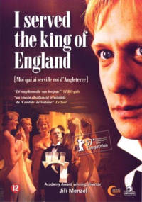 I served the king of England (DVD)