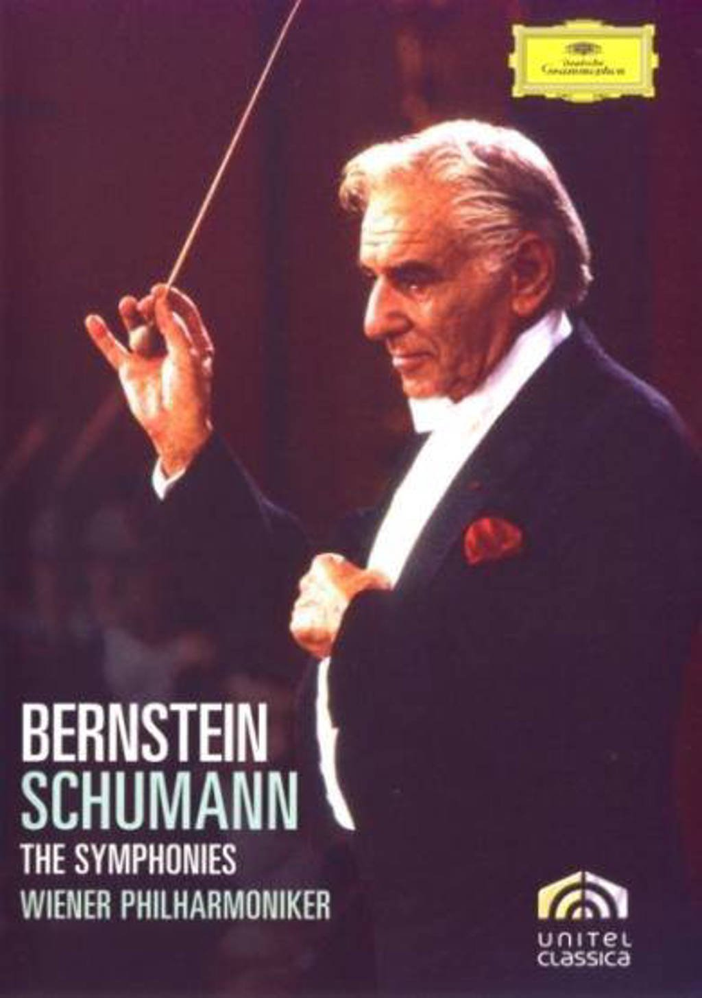 Leonard Bernstein - The Symphonies (DVD)