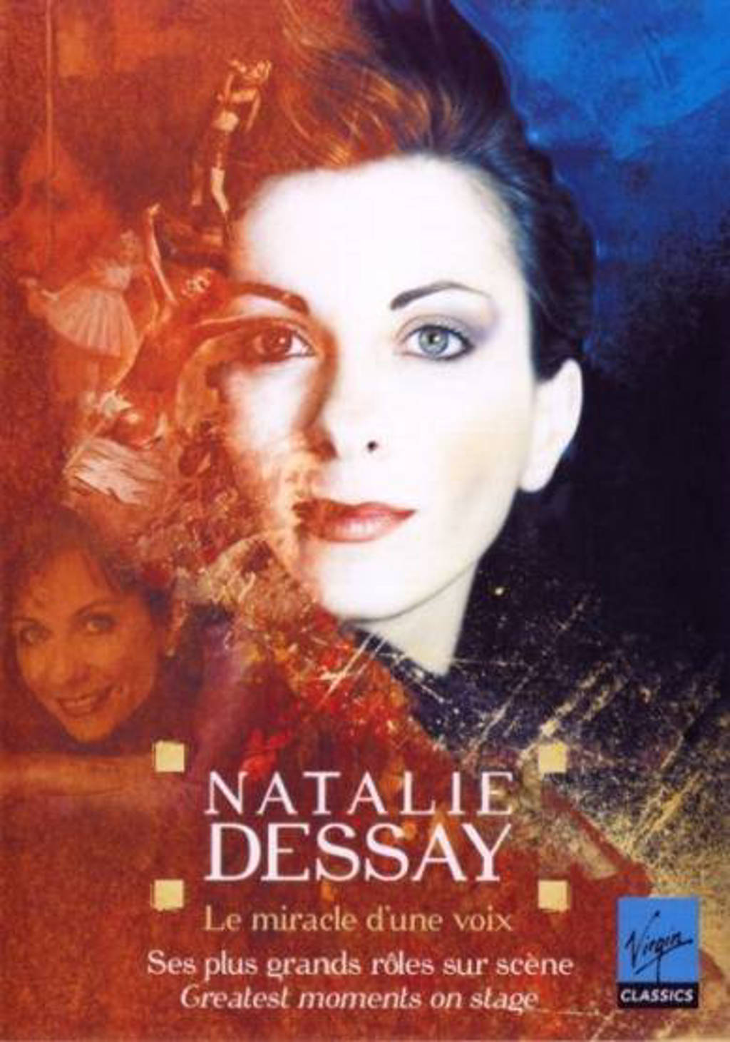 Natalie Dessay - Greatest Moments On Stage (DVD)