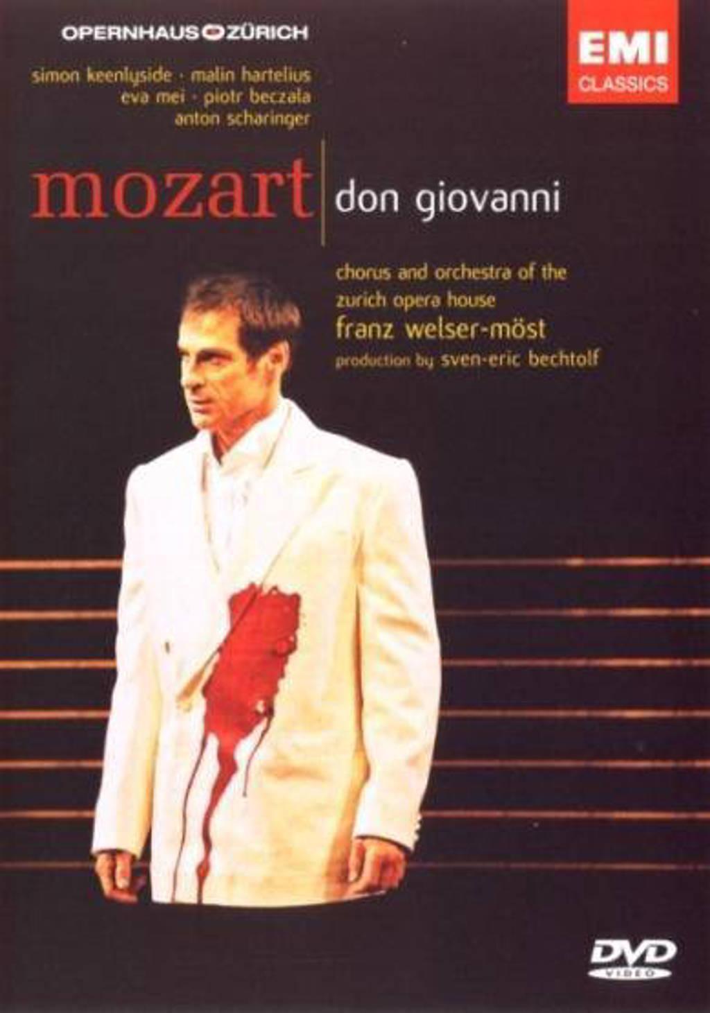 Welser-Most - Mozart Don Giovanni/Zurich Op (DVD)