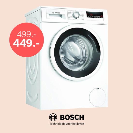 tot 15% korting op Bosch huishoudelijk