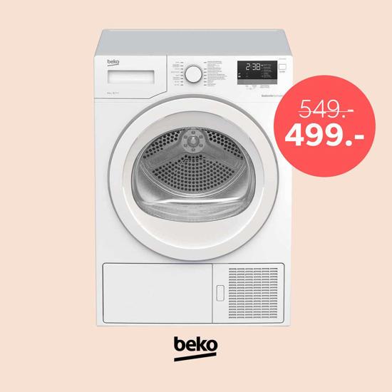 tot 15% korting op Beko huishoudelijk