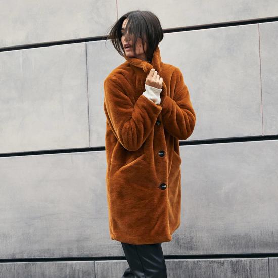 herfst! tijd voor een warme jas