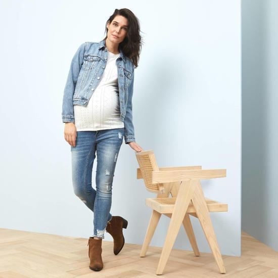 goed zittende zwangerschapsjeans