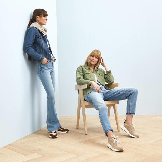jeans, spijkerjacks en meer denim