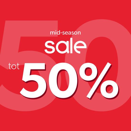 Sale! Tot 50% korting op schoenen