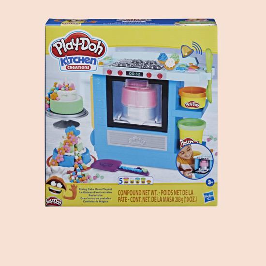 Eindeloos veel speelplezier met Play-Doh
