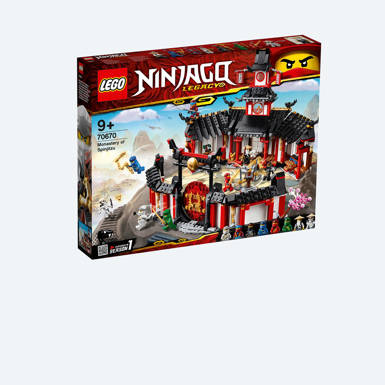 LEGO Ninjago neem een kijkje