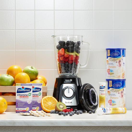 blenders & juicers voor gezonde voeding