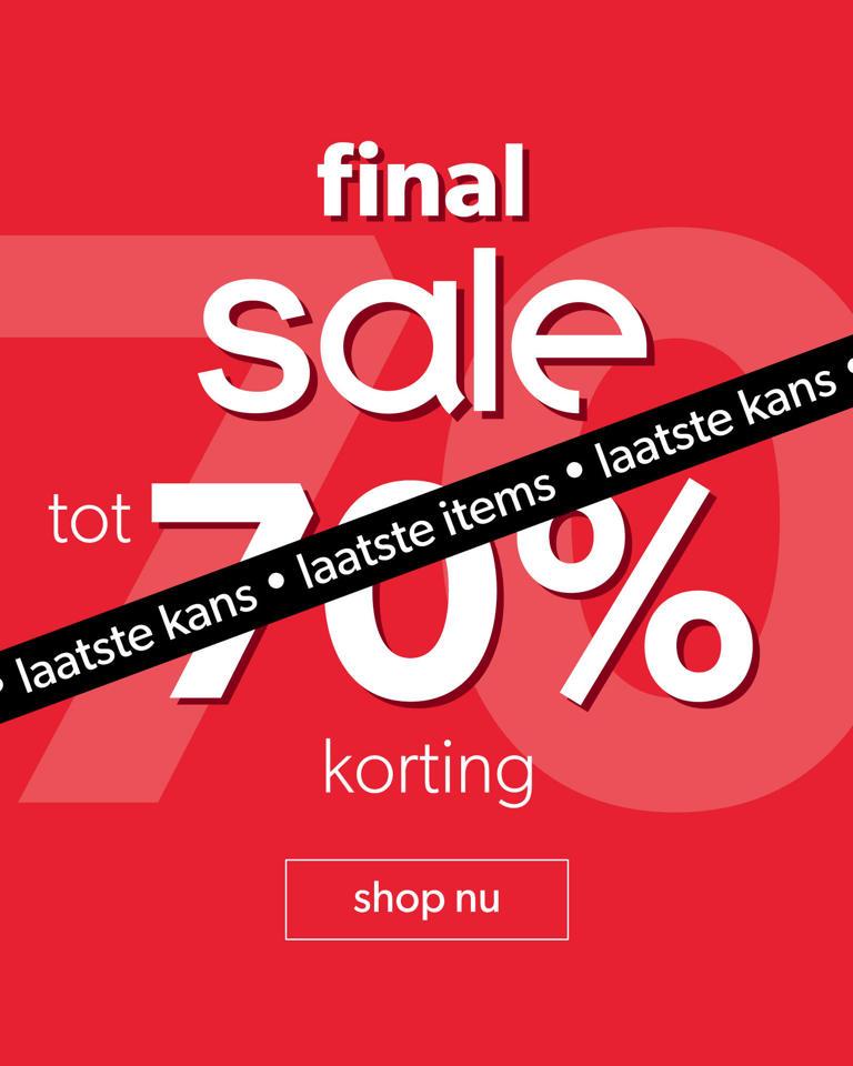 SALE | shop hoge kortingen online | Wehkamp