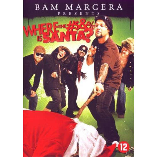 Bam Margera presents-where the #$&% is santa (DVD)