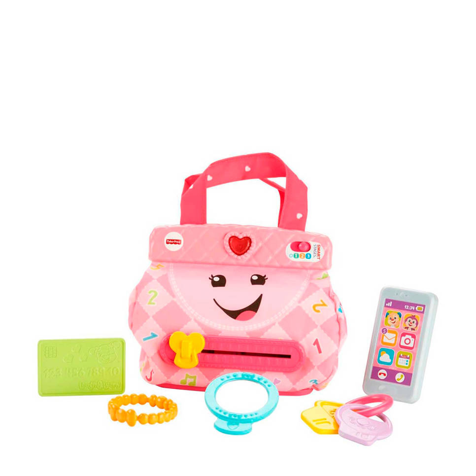 Fisher-Price leerplezier kindertas