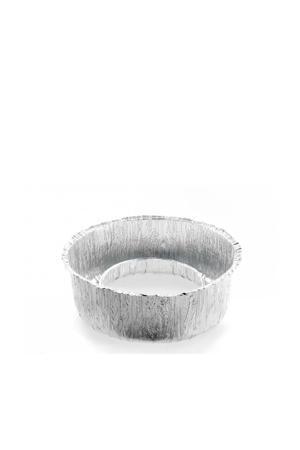 Aluminium wegwerpkom (6 stuks)