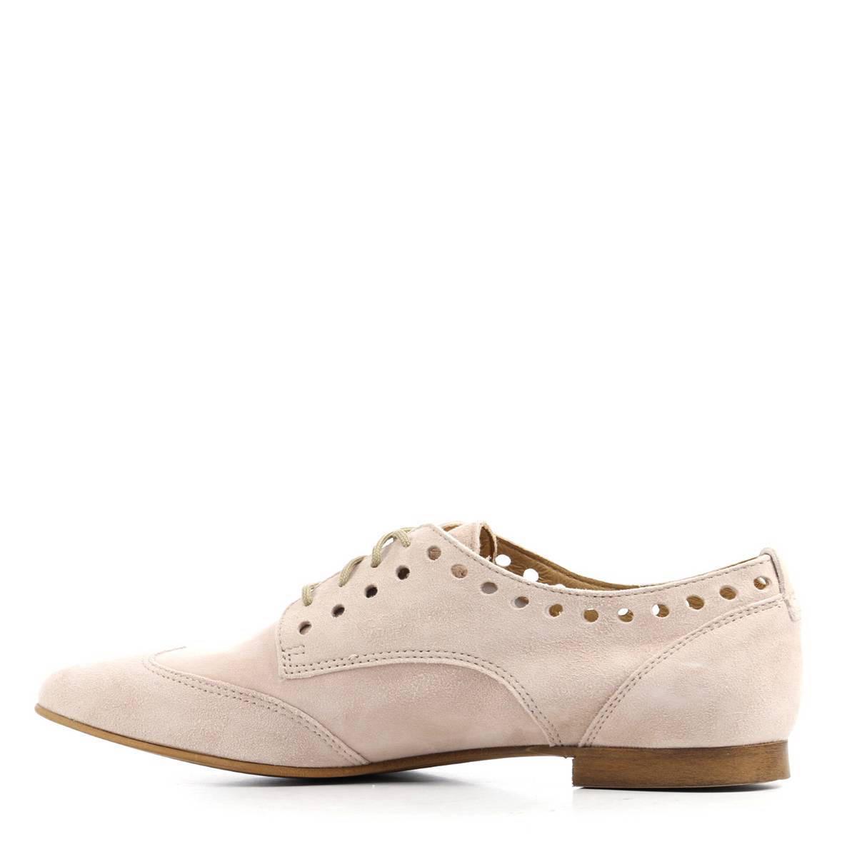 Chaussures Roses Lamica Avec Dames Lacer ZO3C2pHIq