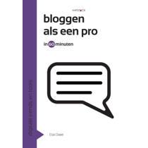 60 minuten serie: Bloggen als een pro in 60 minuten - Elja Daae
