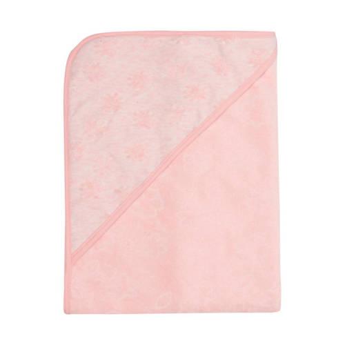 bébé-jou Fabulous badcape blush pink kopen