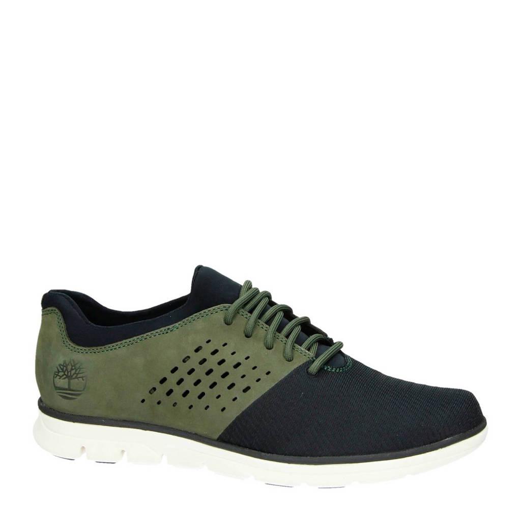 Timberland  Bradstreet Low sneakers, Zwart/olijfgroen