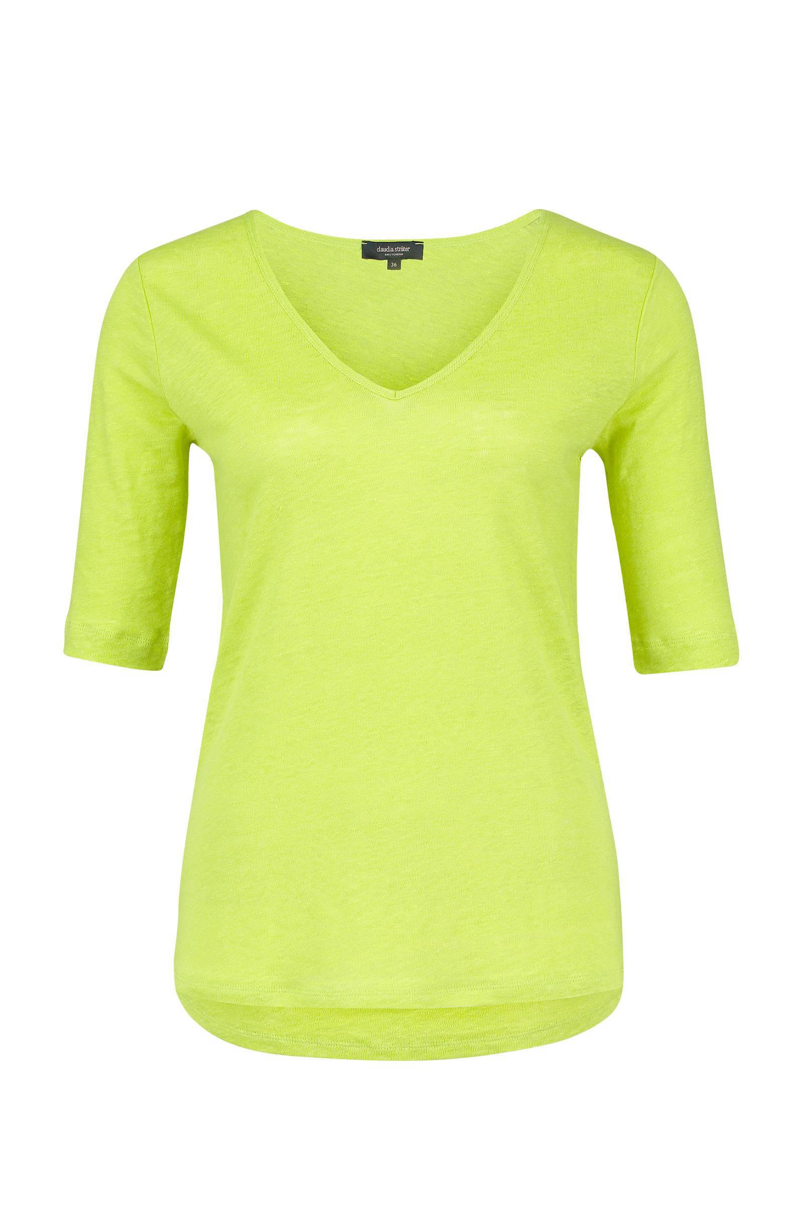 lime groen kleding