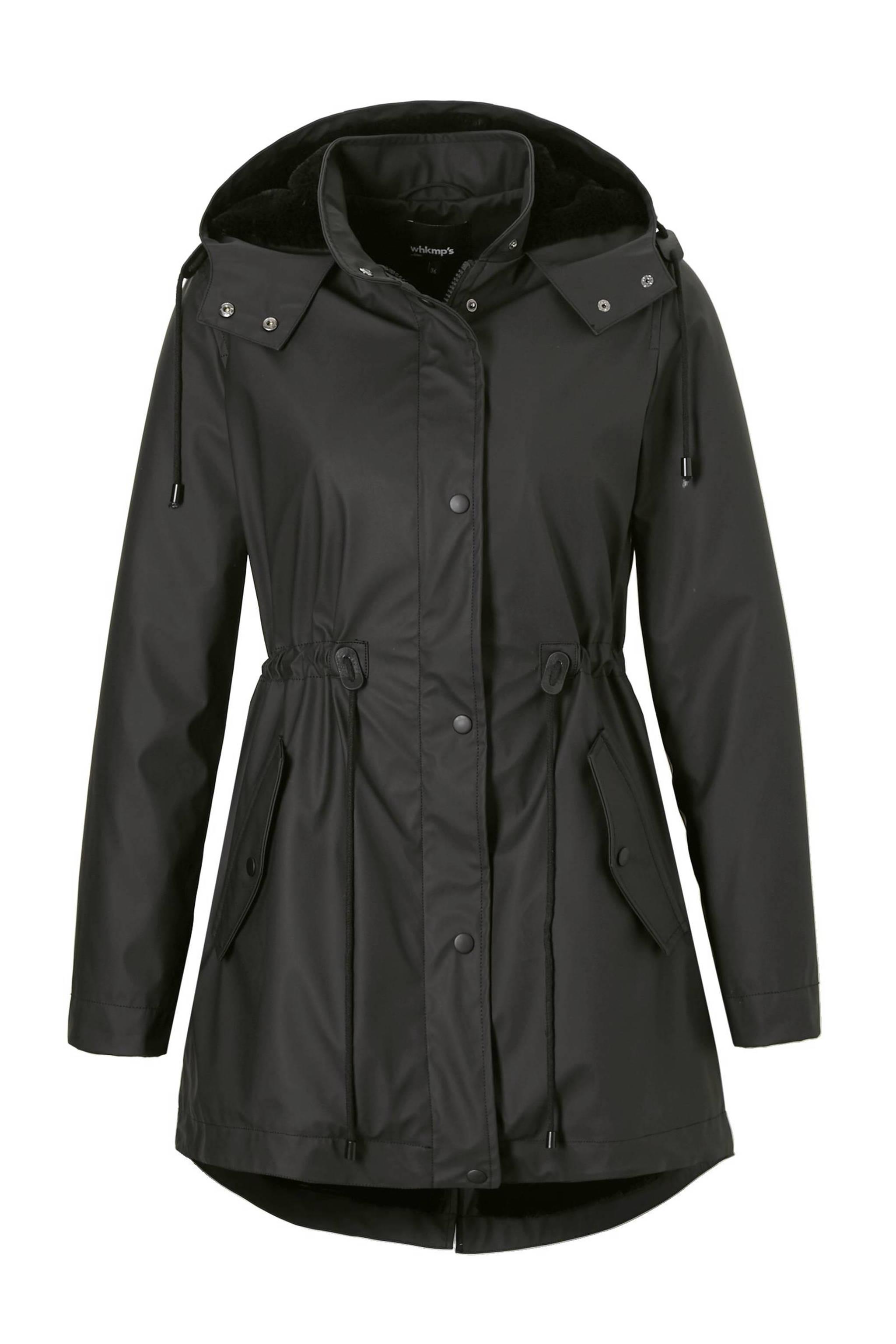 Beste whkmp's own warm gevoerde regenjas | wehkamp HR-95