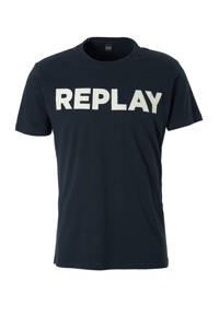 REPLAY T-shirt, Marine