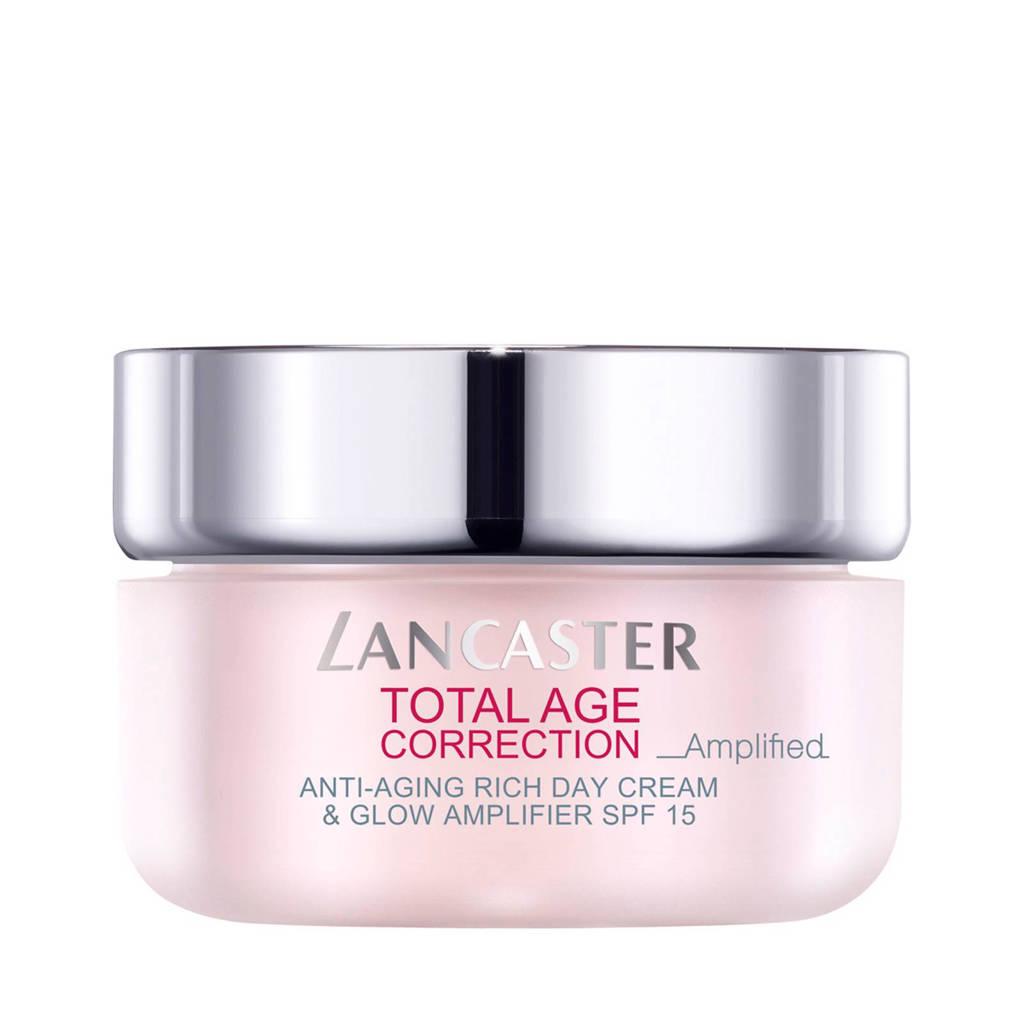 Lancaster Total Age Correction Anti-Aging Retinol-in-Oil rijke dagcrème