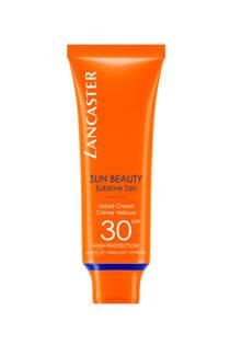 Lancaster Sun Beauty Face Velvet Touch Cream SPF30