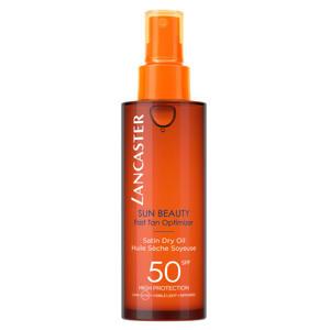Sun Beauty Body - Fast Tan Optimizer Dry Oil SPF50