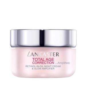 Total Age Correction Anti-Aging Retinol-in-Oil nachtcrème