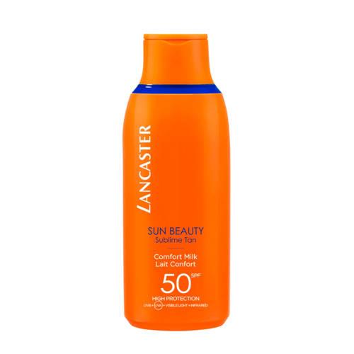 Lancaster Sun Beauty Body Velvet Fluid Milk zonnebrand - SPF50 kopen
