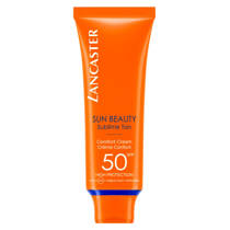 Lancaster Sun Beauty Face Velvet Touch Cream SPF50
