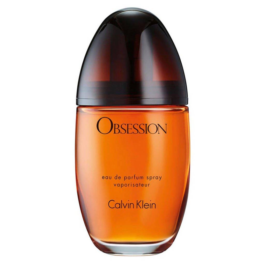 CALVIN KLEIN Obsession Women eau de parfum - 100 ml