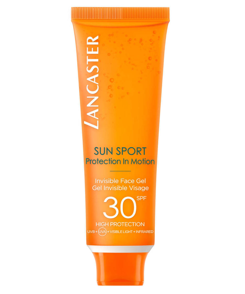 Lancaster Sun Sport Face Invisible Face Gel Matte Finish SPF30
