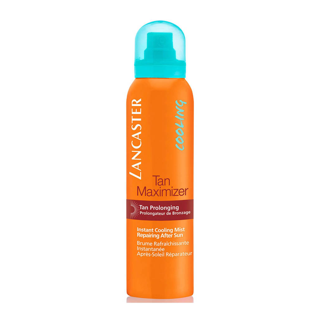 Lancaster Tan Maximizer Body Instant Cooling after sun