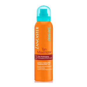 Tan Maximizer Body Instant Cooling after sun