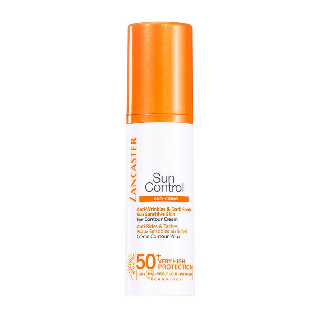 Lancaster Sun Control Face Eye Contour Cream - SPF50+