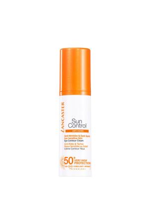 Sun Control Face Eye Contour Cream - SPF50+