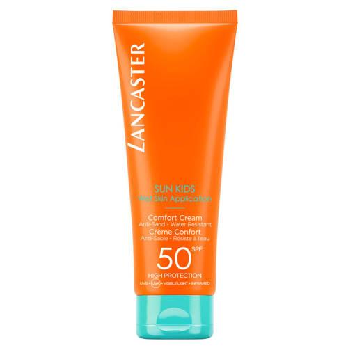 Lancaster Sun Kids Comfort Cream lichaam/gezicht zonnebrand - SPF50 kopen