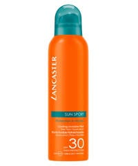 Lancaster Sun Sport Body Cooling Invisible Mist zonnebrand - SPF30, Transparante spray