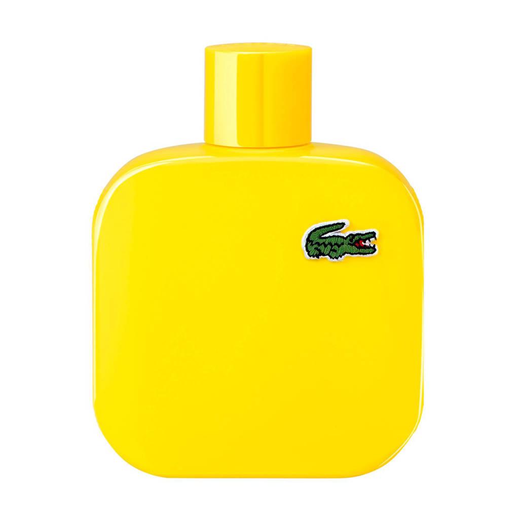 Lacoste Eau De Lacoste L.12.12 Jaune eau de toilette -  100 ml