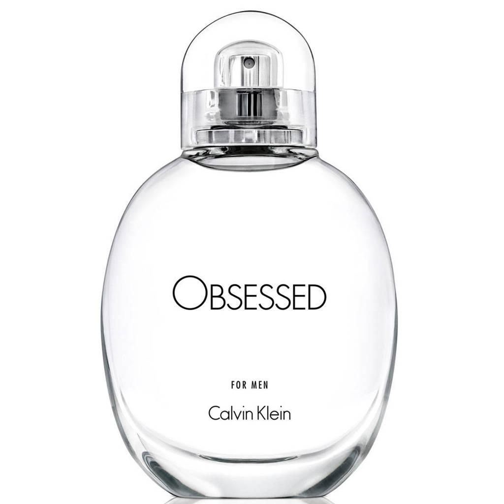 Calvin Klein Obsessed Men eau de toilette - 75 ml