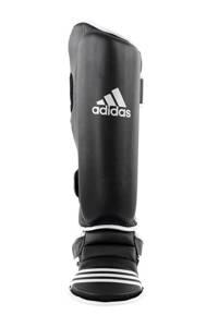 adidas Performance scheenbeschermers Eco M, Zwart, wit