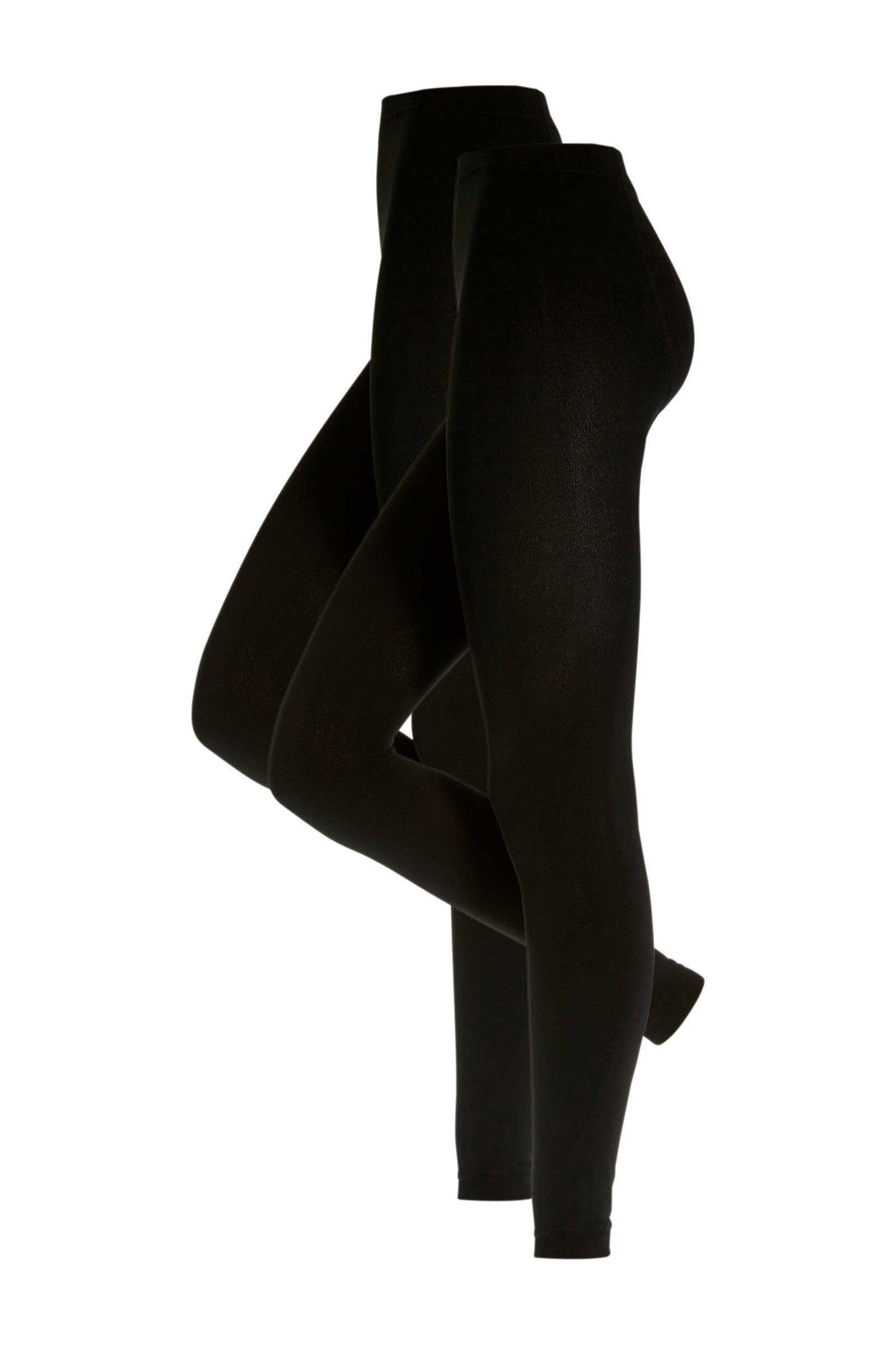whkmp's own thermo legging - 2 paar (dames)