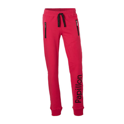 Papillon trainingsbroek dames roze maat 38
