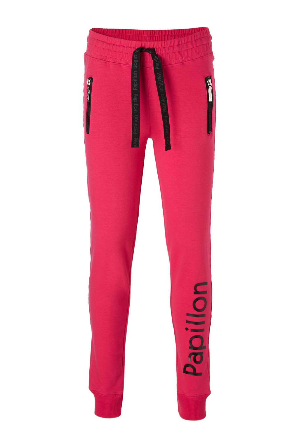 Papillon sportbroek, roze/ zwart