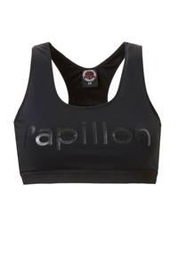 Papillon Level 1 sportbh zwart, Zwart